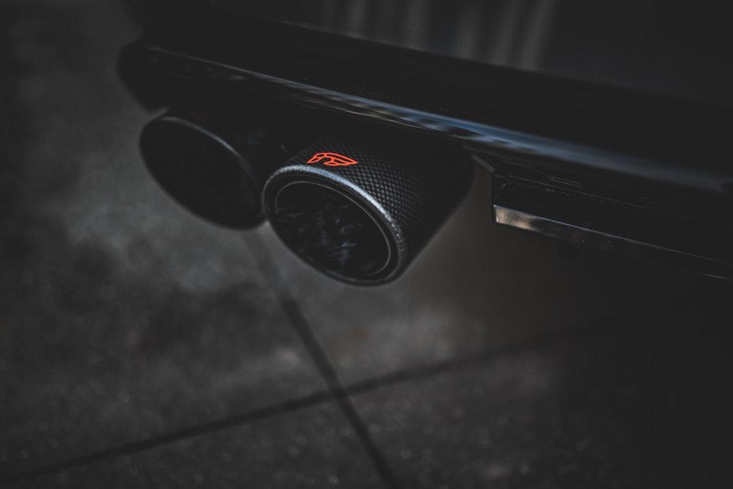 汽車爬坡無力原因-排氣管阻塞