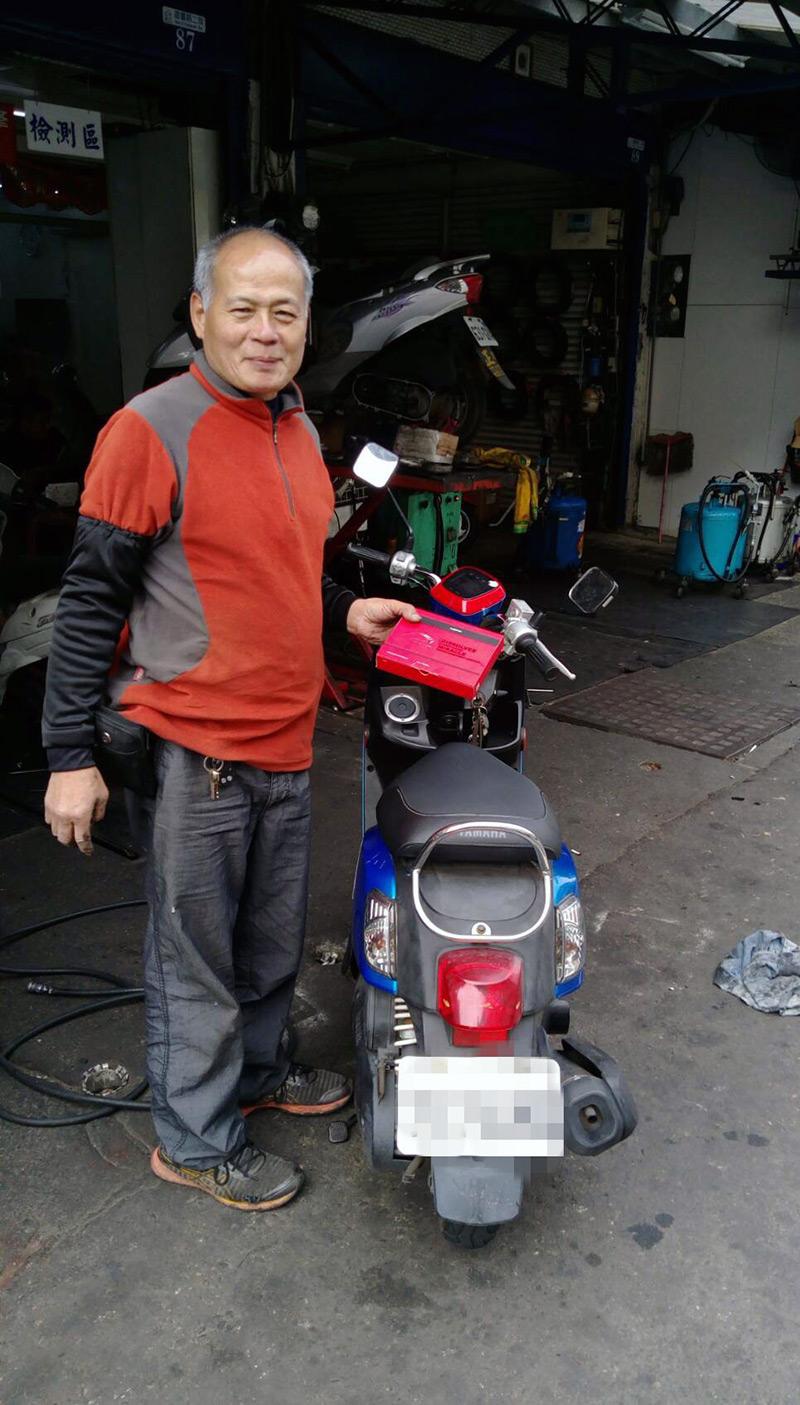 方鼎國際有限公司-修理廠陳老闆-2019引擎精靈-三葉機車引擎保養心得分享