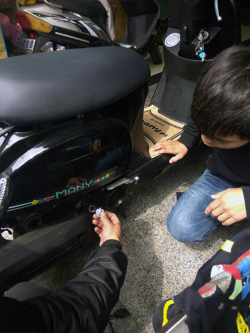 方鼎國際有限公司-工人 葉先生-108引擎精靈-光陽機車引擎保養心得分享
