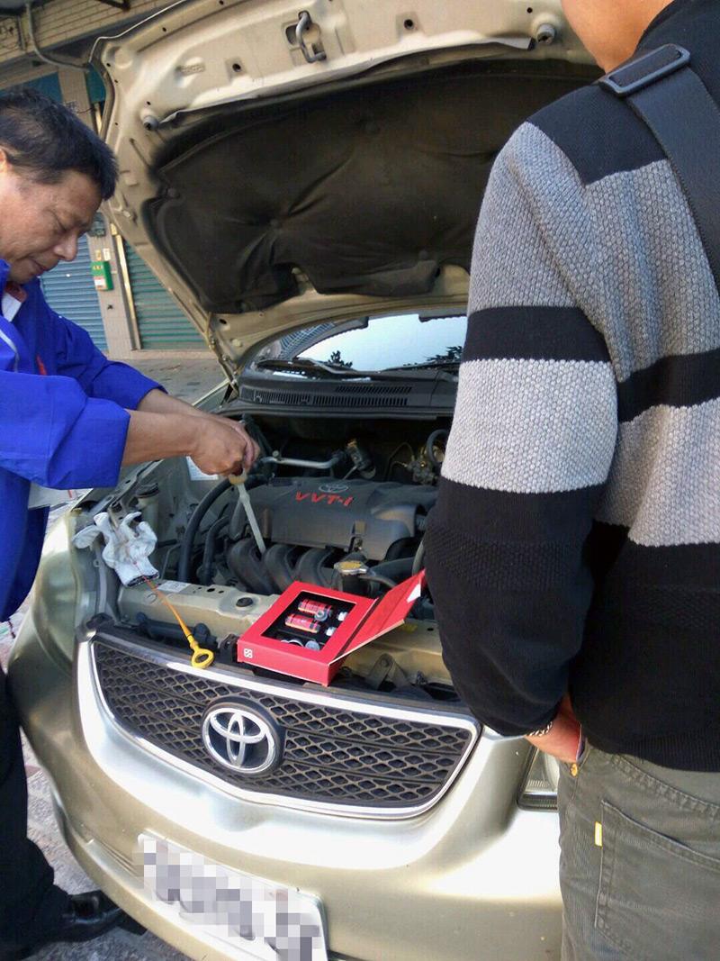 方鼎國際有限公司-批商劉先生-2019引擎精靈-豐田 Toyota汽車引擎保養心得分享