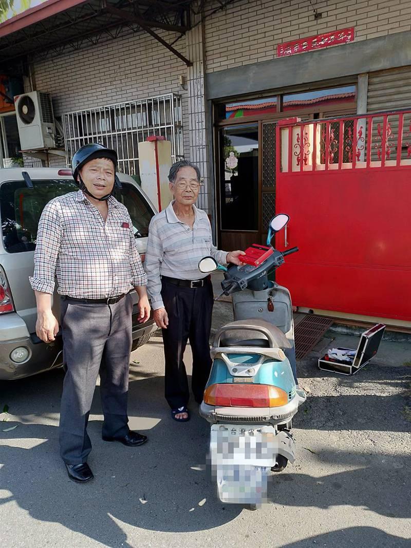 方鼎國際有限公司-退休 陳先生-108引擎精靈-光陽機車引擎保養心得分享
